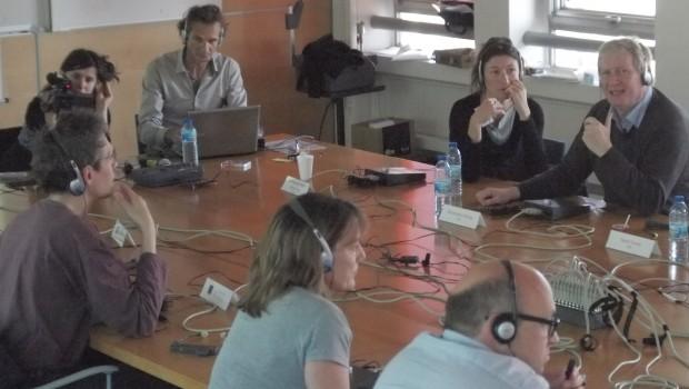 Une table de discussion a eu lieu lors du second séminaire du projet de recherche Arts et Restructurations, organisé par le GREGOR / IAE Paris1. Autour de cette table, avec...